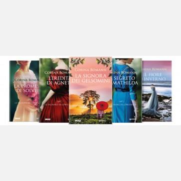 OGGI - I romanzi di Corina Bomann