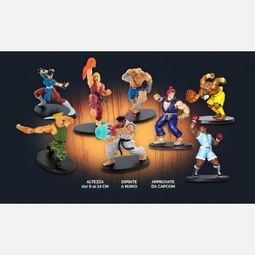Street Fighter 3D Collection