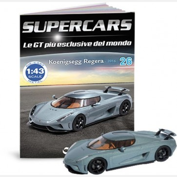 SuperCars in scala 1:43