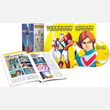 TEKKAMAN - Il cavaliere dello spazio (DVD)