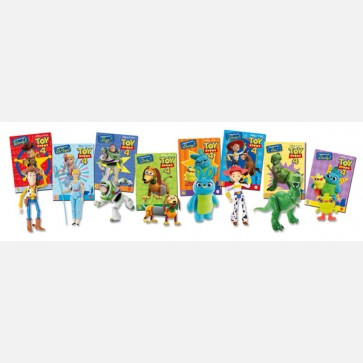 MATTEL - Toy Story 4 Collection (ed. 2020)