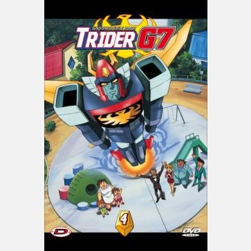 TRIDER G7 & ZAMBOT 3 (DVD)