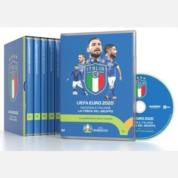 Nazionale Italiana - La forza del gruppo - UEFA Euro 2020 (DVD)