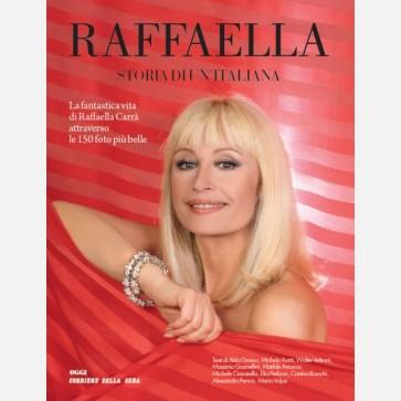 Un libro fotografico dedicato alla straordinaria carriera di Raffella Carrà
