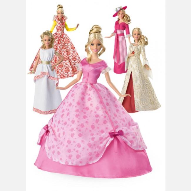 edicola barbie