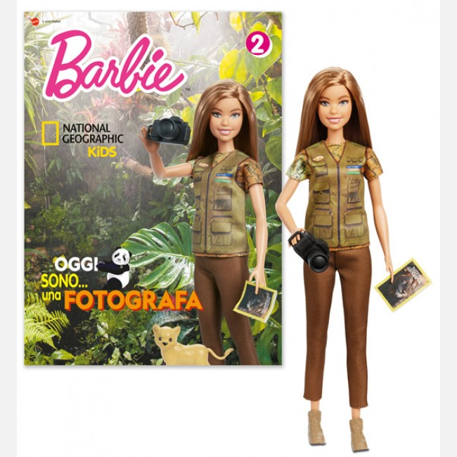 barbie national geographic
