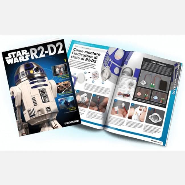 Costruisci il tuo star wars r2 d2 for Costruisci il tuo simulatore di casa