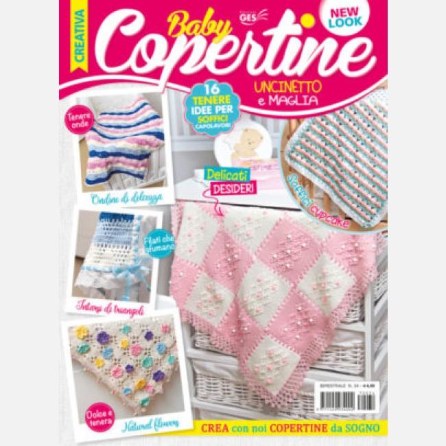 creativa baby uncinetto e maglia luglio agosto 2017