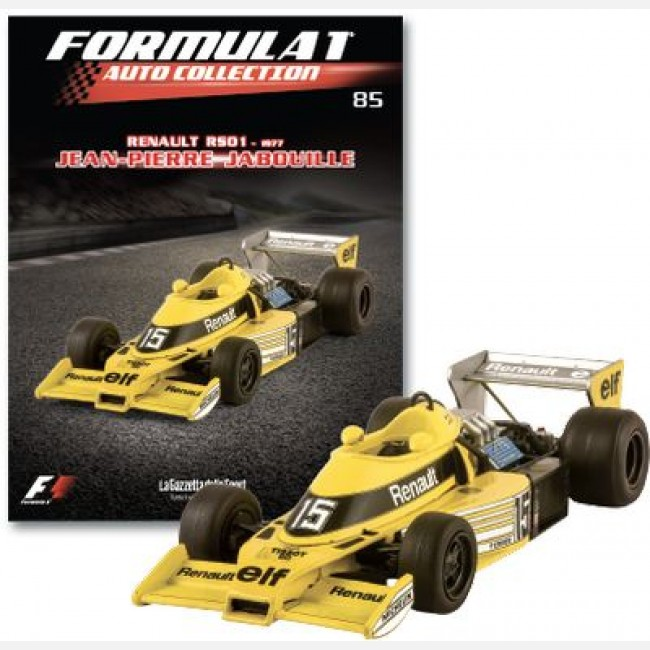 Formula auto collection