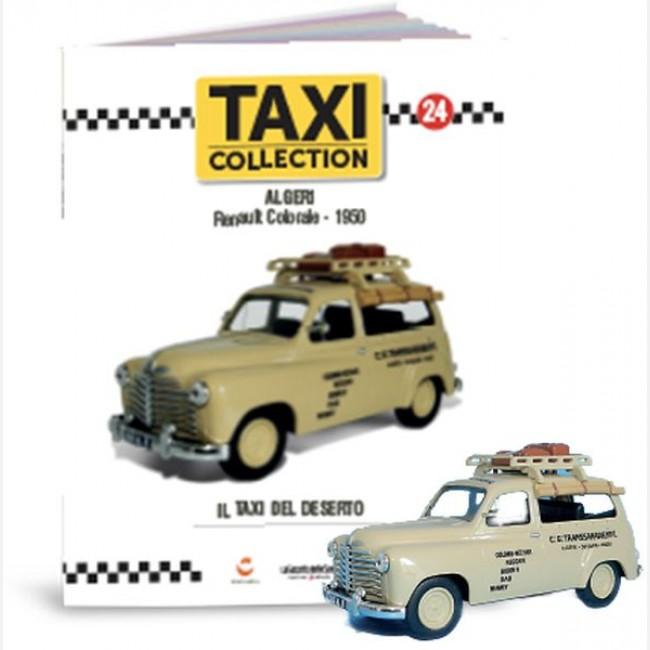 TAXI COLLECTION n° 29 Renault 8 Santiago del Cile Modellino Auto 1:43 Centauria