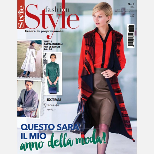 Style fashion la più famosa rivista di moda con cartamodelli