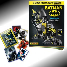 Batman 80 Years - Anniversary Sticker Collection