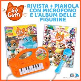 Numero 31 + Pianola con microfono e l'Album delle figurine