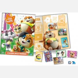 44 Gatti - Sticker Collection