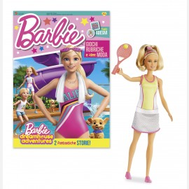 Agosto 2020 + Barbie Tennista