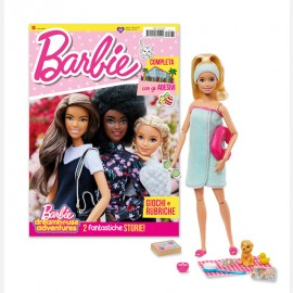 Marzo 2021 + Barbie Wellness