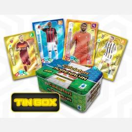TIN BOX (40 Cards di cui 12 speciali e 3 Limited Edition)
