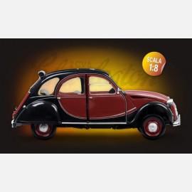 Costruisci la leggendaria Citroën 2CV Charleston