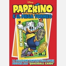 Paperino e il Mega Torneo + Quackballs Cards