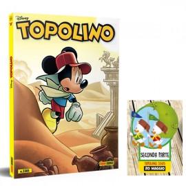 Topolino N°3365 + Statuetta 2° Parte (Quo e Qua)