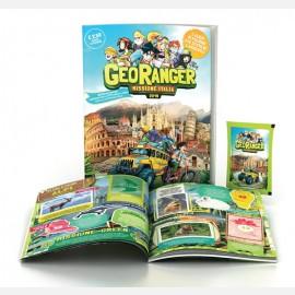 GeoRanger - Missione Italia 2019 - Sticker Collection