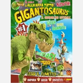 Gigantosaurus - Il giornalino ufficiale