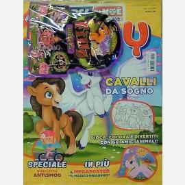 Uscita n.4 + unicorno
