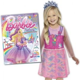 Magazine + Vestito da Principessa di Barbie