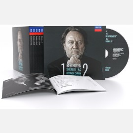 Sinfone Beethoven in CD - Riccardo Chailly