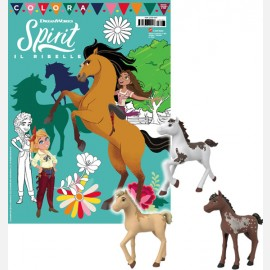 Rivista Coloring + Pony