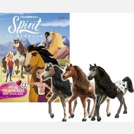 Rivista Stickers + Cavallo