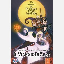 Tim Burton's - The Nightmare before Christmas