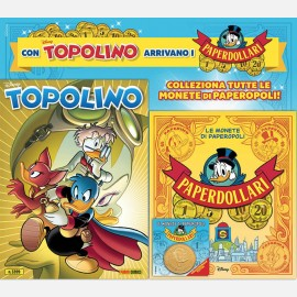 Disney Topolino presenta Paperdollari