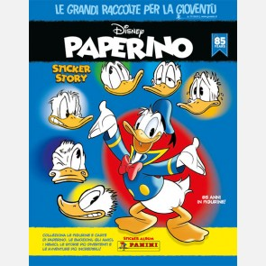 Disney PAPERINO Sticker Story