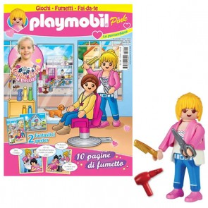 PlayMobil Pink - Magazine
