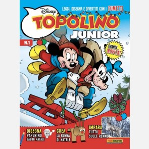 Disney Topolino Junior