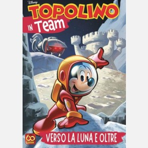 Disney Topolino in Team