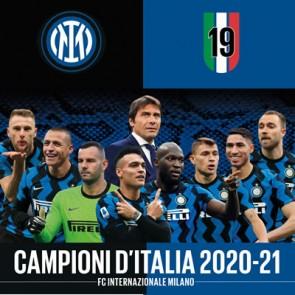 Inter - Campione d'Italia 2020-21