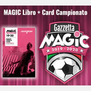 Magic+3 - Libro e Card 2019-2020