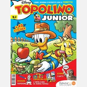 Disney Topolino Junior