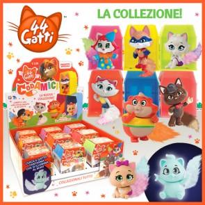 Display BOX collezione Codamici (9 gatti)