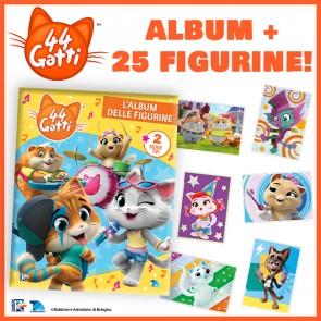 Starter Pack (Album + Maxi Poster + 25 figurine)