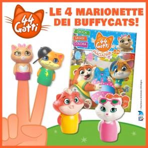 Numero 24 + Marionette dei Buffycats