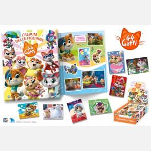 44 Gatti - La nuova collezione di figurine