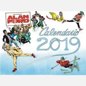 Alan Ford - Calendario 2019