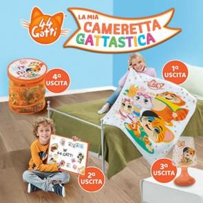 44 Gatti - La mia Cameretta Gattastica