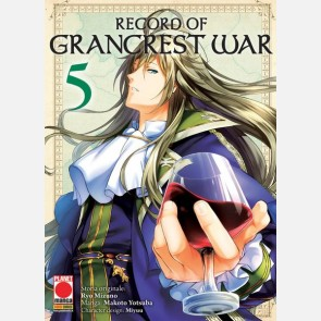 Record of Grancrest War   5