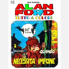 Alan Ford - Tutto a colori