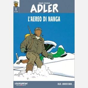 Adler - L'aereo di Nanga