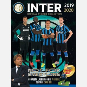 Album di figurine Inter